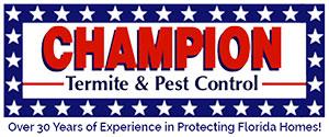 Champion Termite & Pest Control